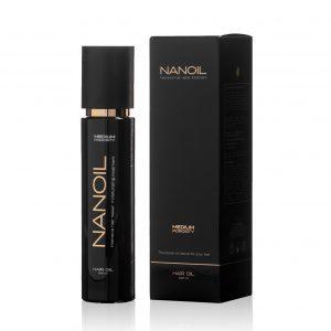 Nanoil Hair Oil - power of nature for your hair